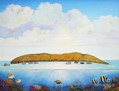 Maui Molokini Magic Original by Jerome Stumphauzer