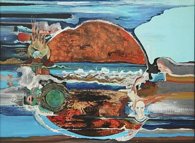 Painting - Maui by Richard Van Vliet