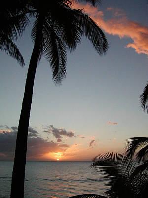 Maui Sunset Original by Dustin K Ryan