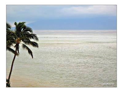 Kahuna Photograph - Maui Tropics  by Joan  Minchak