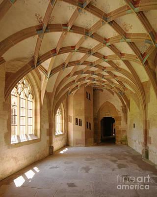 Photograph - Maulbronn Monastery 4 by Rudi Prott