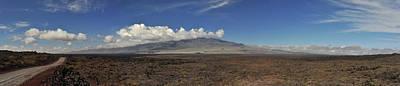 Photograph - Mauna Kea From Mauna Loa 1 by Jason Chu