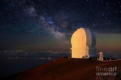Photograph - Mauna Kea Hawaii by DJ Florek