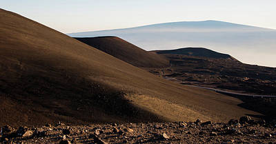 Photograph - Mauna Kea Or Mars? by Jennifer Ancker