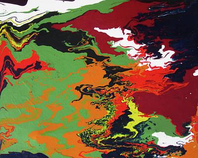 Painting - Mauna Loa by Ralph White
