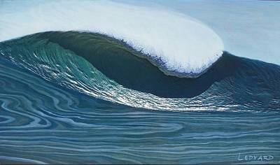 Relief - Mavericks by Nathan Ledyard
