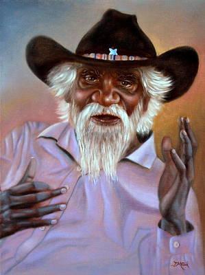 Indigenous Australians Painting - Mawukura by Joseph Maul