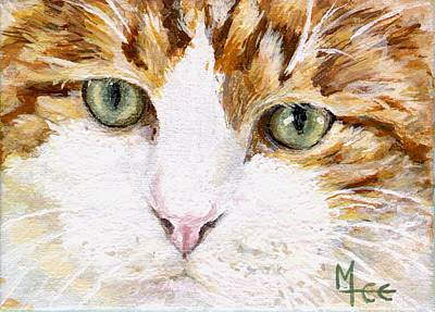 Max Art Print by Mary-Lee Sanders