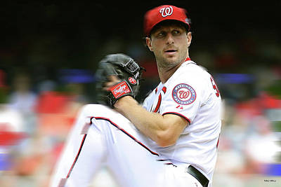 Max Scherzer, Washington Nationals Original