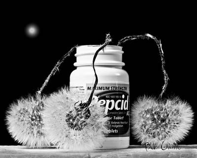 Medicines Photograph - Maxamum Strength by Bob Orsillo