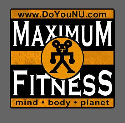 Photograph - Maxfitness by D A Metrov