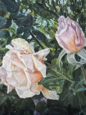 Painting - Max's Roses by Candi Hogan
