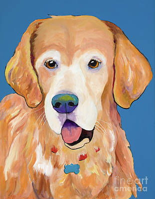 Painting - Maxwell by Pat Saunders-White