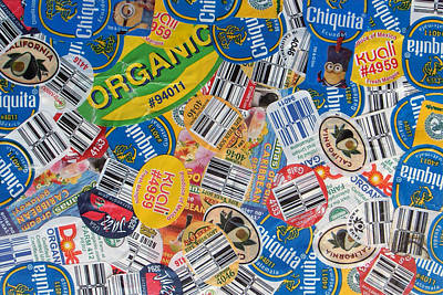Mixed Media - May 2015 Fruit Consumption by Stan  Magnan
