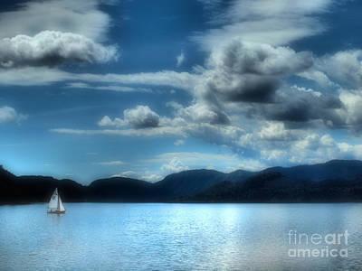 Skaha Lake Photograph - May 30 2010 by Tara Turner