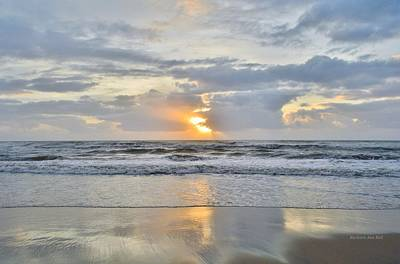 Photograph - May 5th Sunrise by Barbara Ann Bell