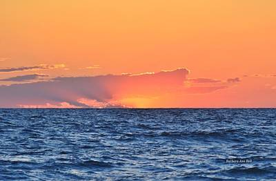 Photograph - May 8th Sunrise by Barbara Ann Bell