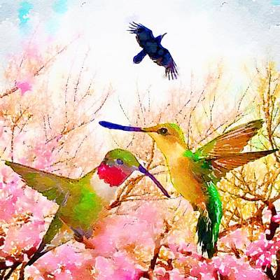May Afternoon Art Print by Melissa D'Ortenzio