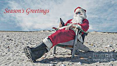 Photograph - May All Your Christmases Be Salty by Benanne Stiens