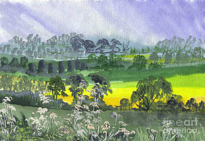 Painting - May Essex Uk by Dianne Green