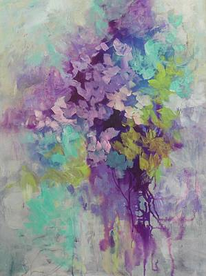 Painting - May Morning by Karen Ann Patton