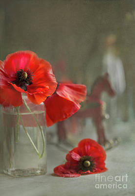 Photograph - May Poppies by Elena Nosyreva