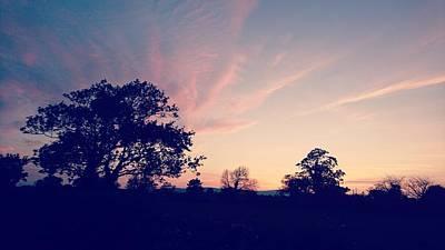 Photograph - May Sunrise, Lancashire, England by Samuel Pye