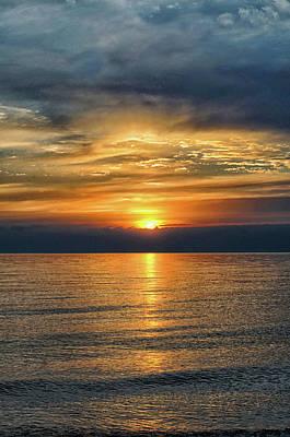 Photograph - April Sunset by Kathi Mirto