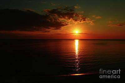 Photograph - May The Next Day A Good One by Christiane Schulze Art And Photography