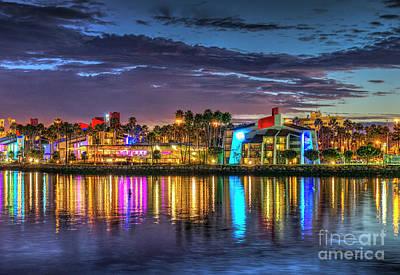 Photograph - Maya Doubletree By Hilton Long Beach by David Zanzinger