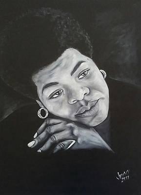 Painting - Maya by Jenny Pickens