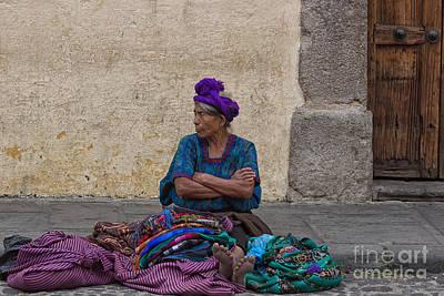 Photograph - Maya by Volker Ahrens
