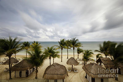 Photograph - Mayan Beach by Dennis Hedberg