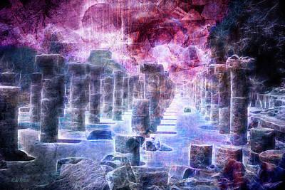 Photograph - Mayan Bones by Mike Braun