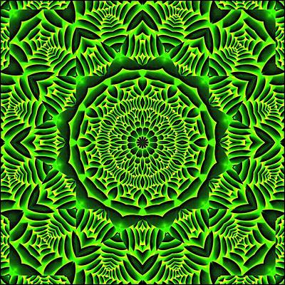 Digital Art - Mayan Jungle by Doug Morgan