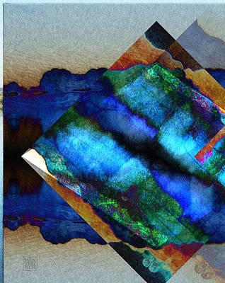 Mayanscape Art Print by Dan Turner
