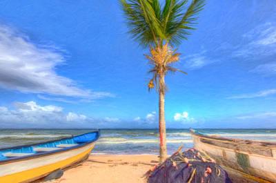 Photograph - Mayaro Beach by Nadia Sanowar