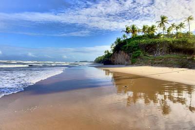 Photograph - Mayaro Beach Trinidad by Nadia Sanowar