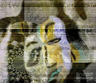 Yesayah Mixed Media - Maybe One Day by Fania Simon