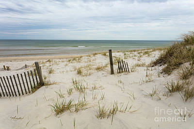 Photograph - Mayflower Beach by Michelle Constantine
