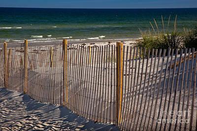 Photograph - Mayflower Beach by Susan Cole Kelly