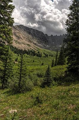 Photograph - Mayflower Gulch by Richard Keer