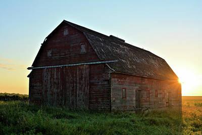 Photograph - Maysville Sunrise by Bonfire Photography