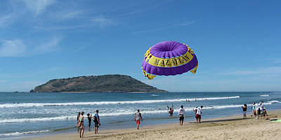 Photograph - Mazatlan Beach by Tatiana Travelways