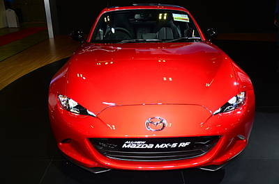 Photograph - Mazda Mx5 by Chua  ChinLeng