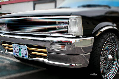 Photograph - Mazda Pickup Truck by Tyra OBryant