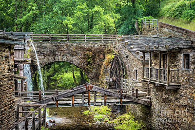 Photograph - Mazonovo Watermills by RicardMN Photography