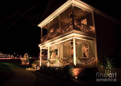 Photograph - Mcadenville House by Jill Lang