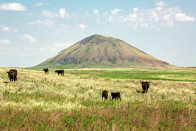 Photograph - Mccann Butte by Todd Klassy