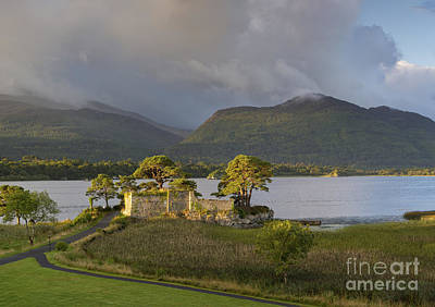 Photograph - Mccarthy Mor Castle  by Brian Jannsen